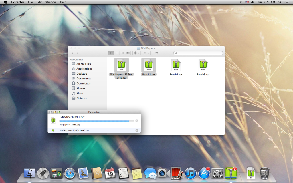 WinRAR archiver, a powerful tool to process RAR and