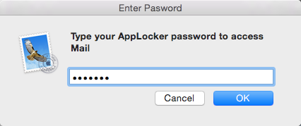 AppLocker Password