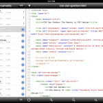 Source Code Viewer for iPad