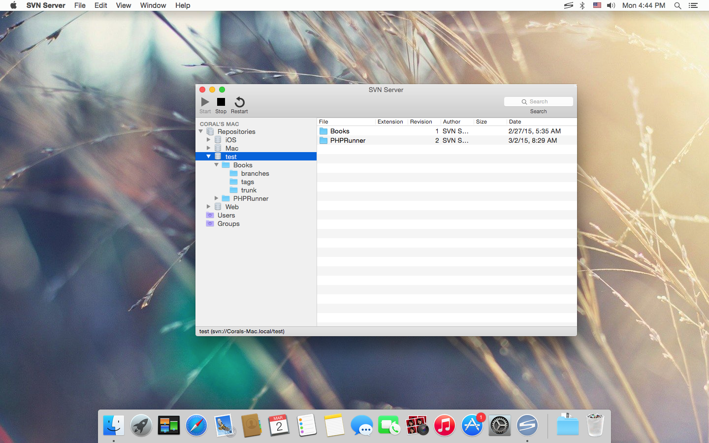 download svn for mac os x