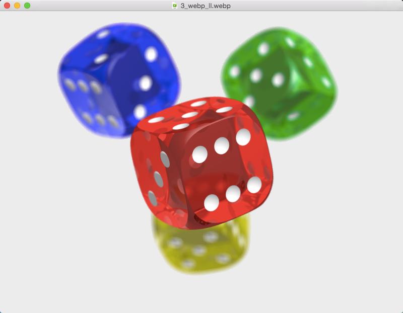 WebP Viewer for Mac OS X