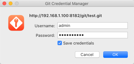 Git Credential Manager Authentication